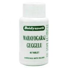 Махайогарадж гуггул.  Mahayograj guggul (40tab).